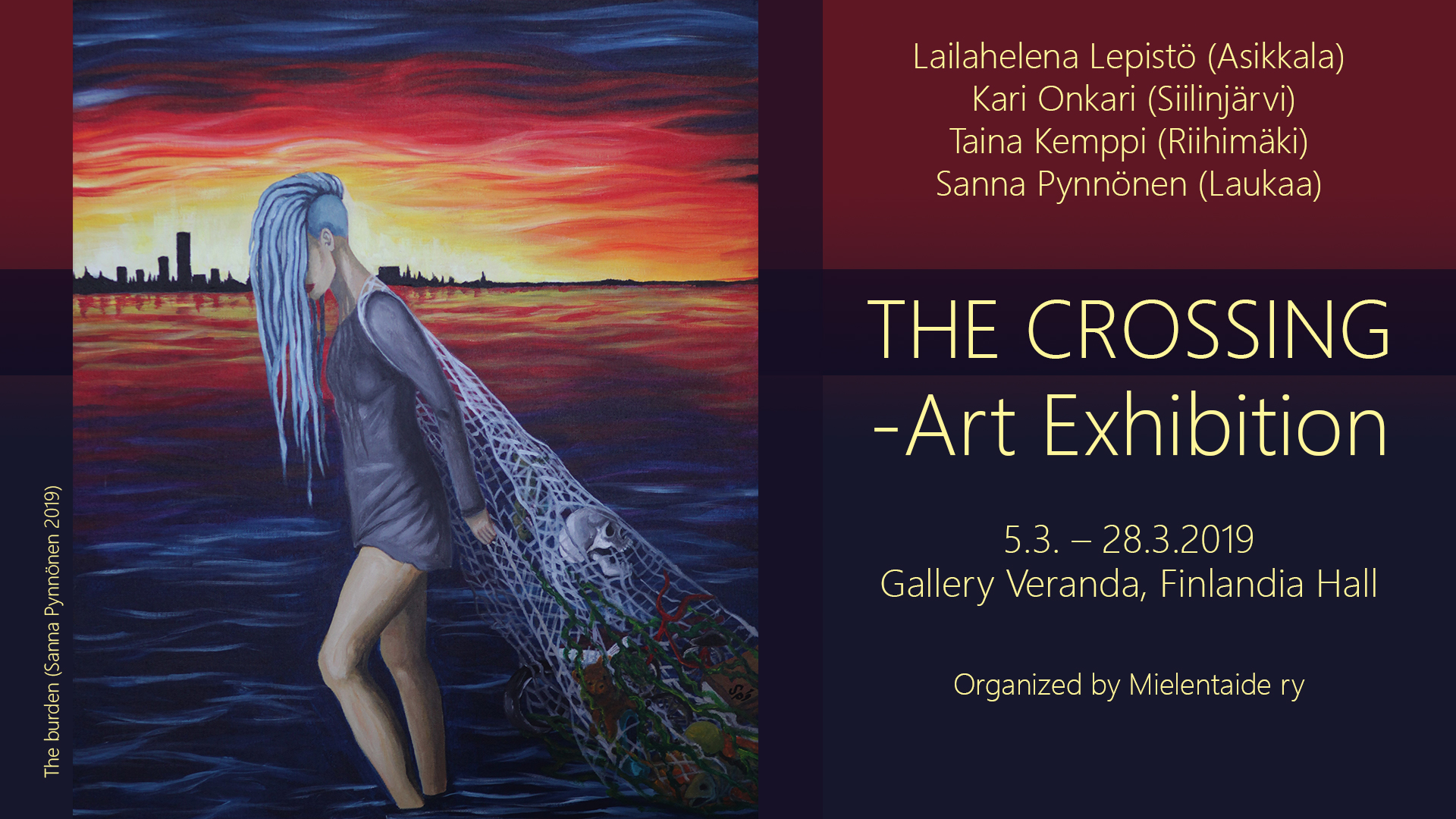 The Crossing -Art Exhibition